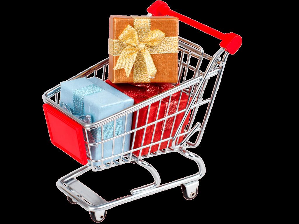 shop online carrello spesa